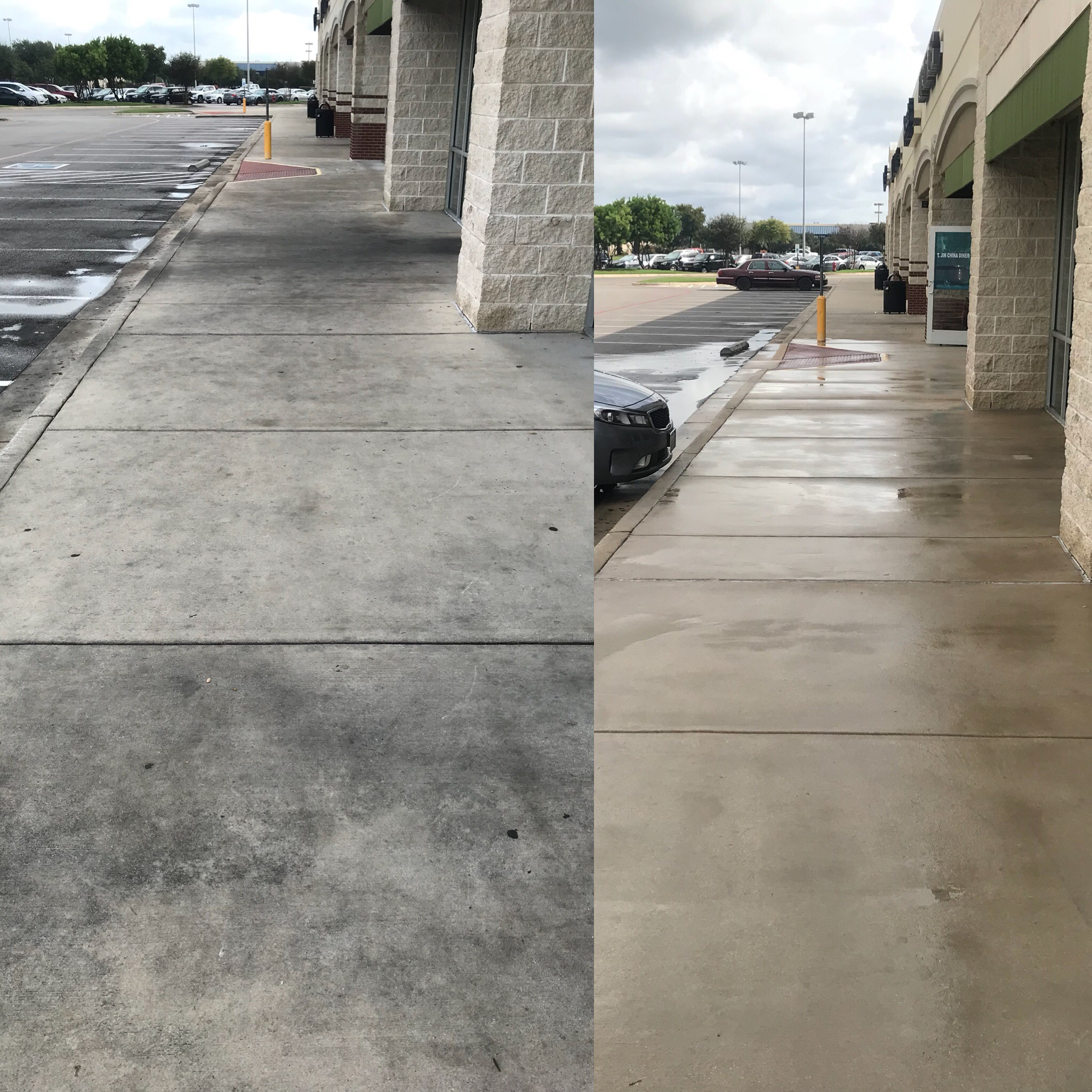 commercial pressure washing san antonio tx